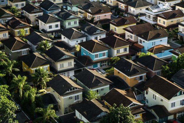 row houses