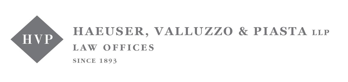 haeuser valluzzo piasta llp law offices
